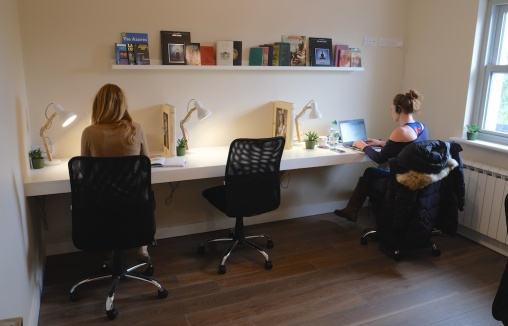 The Writers Nest – private desk hire and hot desking