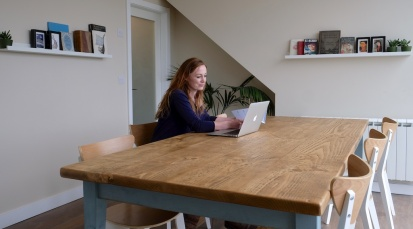 The Artist's Loft – hot-desking, workshops and meetings